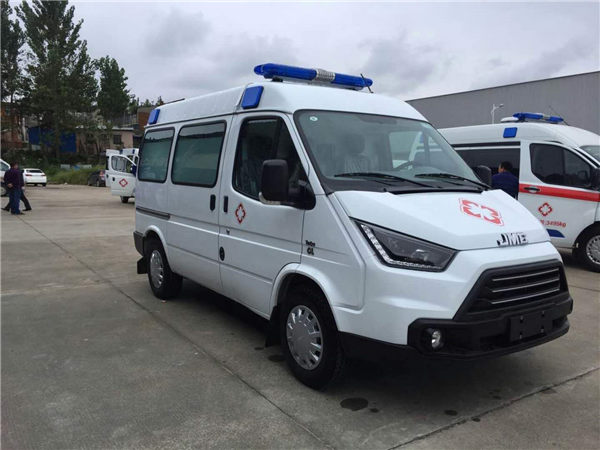 贝斯特全球最奢华6666特顺短轴运输型救护车