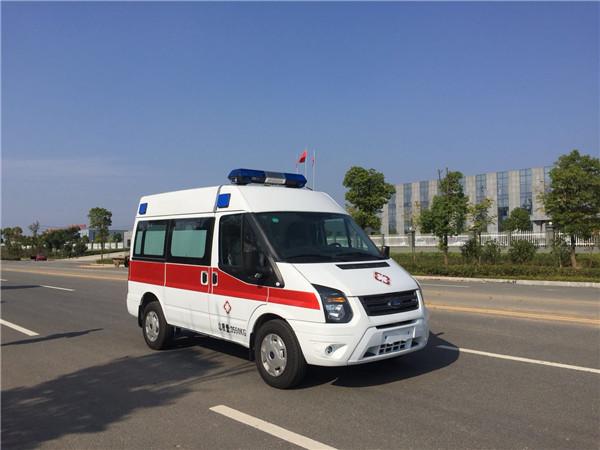 福特新世代运输型救护车