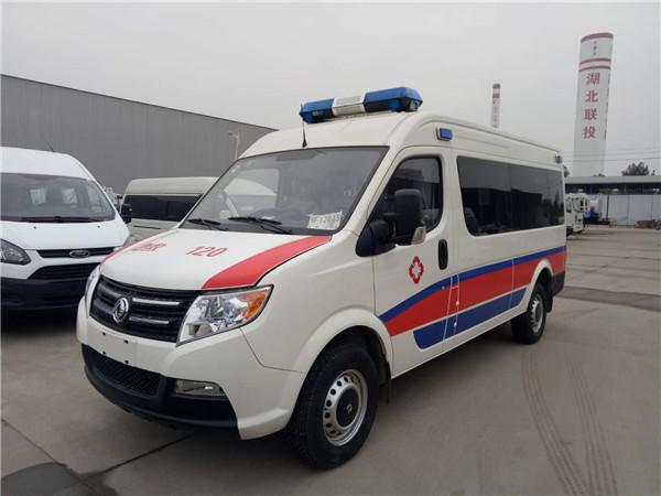 东风御风运输型救护车