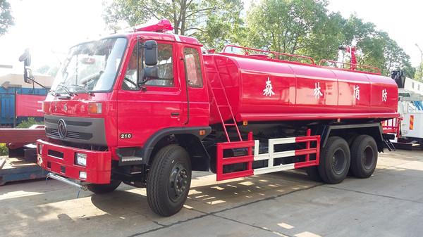 东风16吨简易消防车